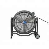 "iLiving 24"" BLDC Air Circulator High Velocity Floor Fan"