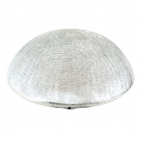 Toad Stool - Silver - Crackle By ACHLA Designs