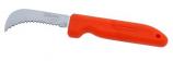 Zenport K104 Harvest Utility Knife 3-Inch Stainless Steel Deep Serrated Blade