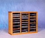 The Wood Shed 309-1 Storage Cabinet - Unfinished