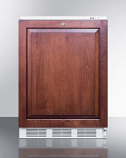 Medical Built-in Under-Counter Manual Defrost -25 C Upright Freezer VT65MLBIIF