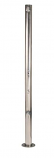 SEG FT012 HF Shower 3-Inch Round Post 316L Polished Stainless Steel