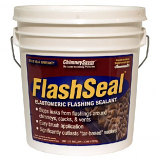 FlashSeal Sealant, One Gallon, White