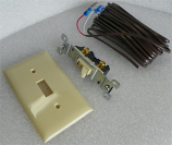Superior GWMS2 Wall Mount On/Off Switch Kit