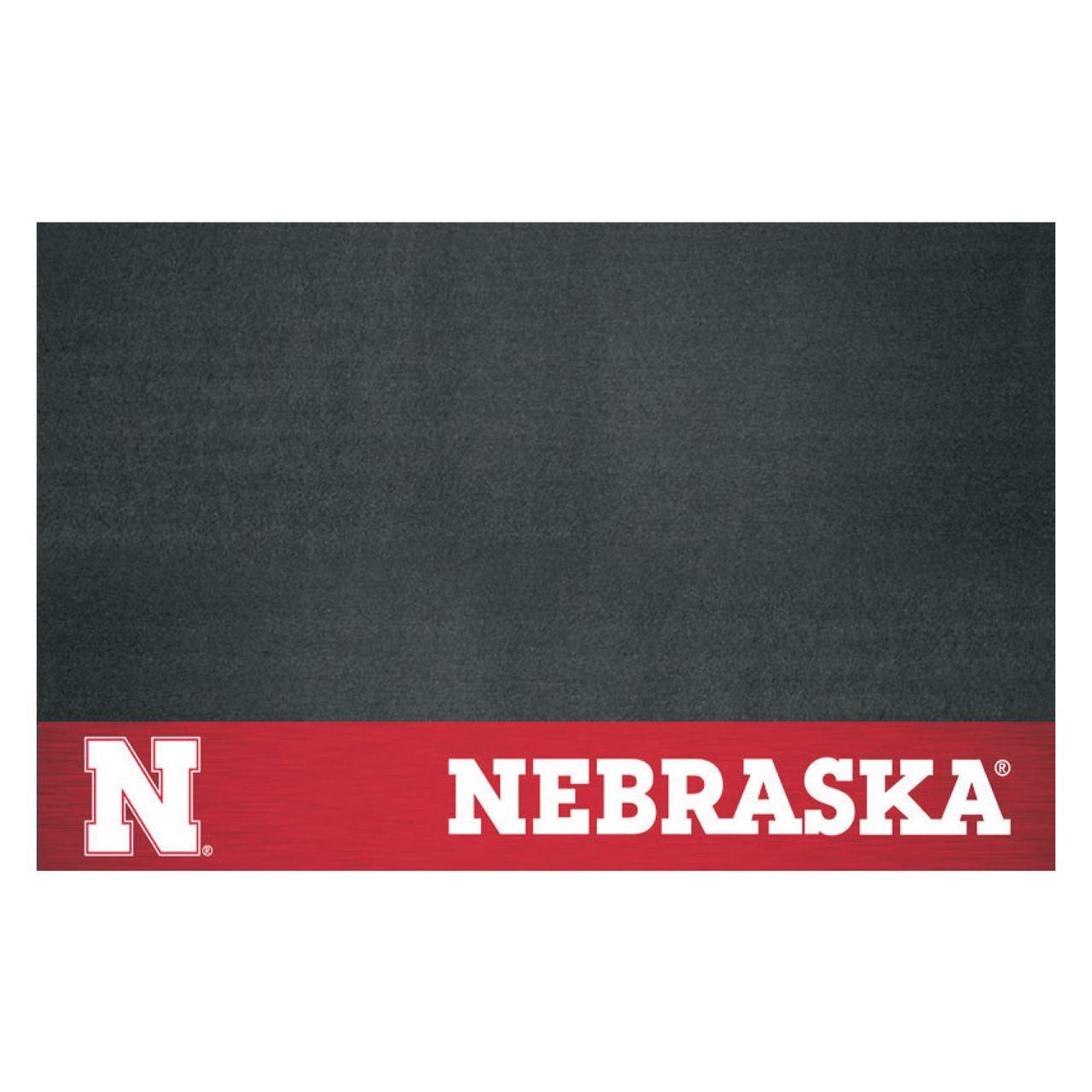"""COL - Nebraska Grill Mat 26"""" x 42"""""""