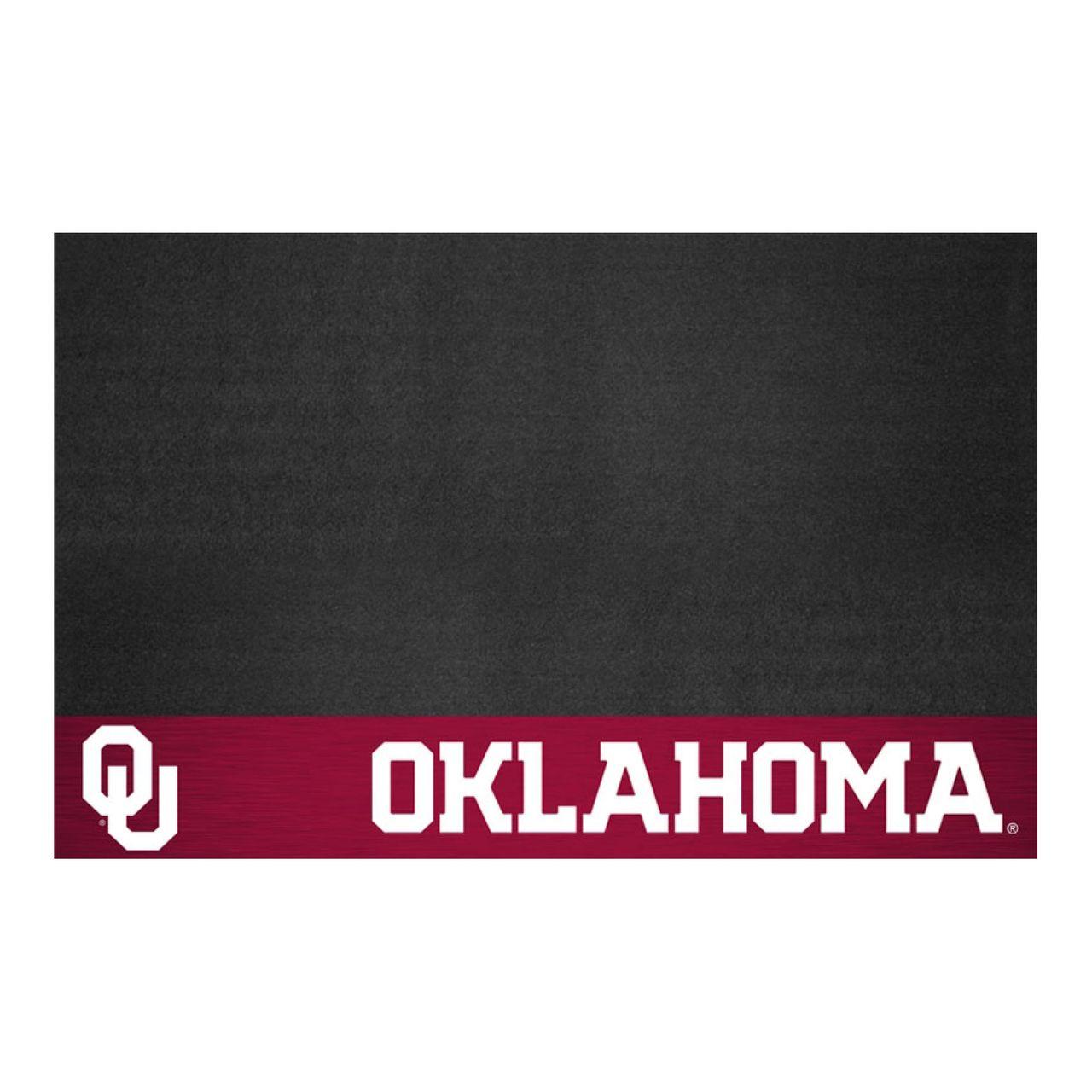 "Fanmats 12129 Oklahoma Grill Mat 26""x42"""