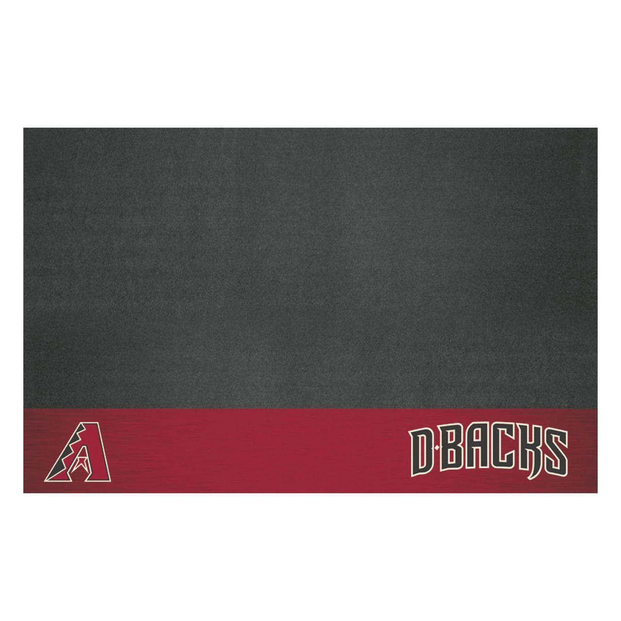 """Fanmats 12144 MLB - Arizona Diamondbacks Grill Mat 26""""x42"""""""