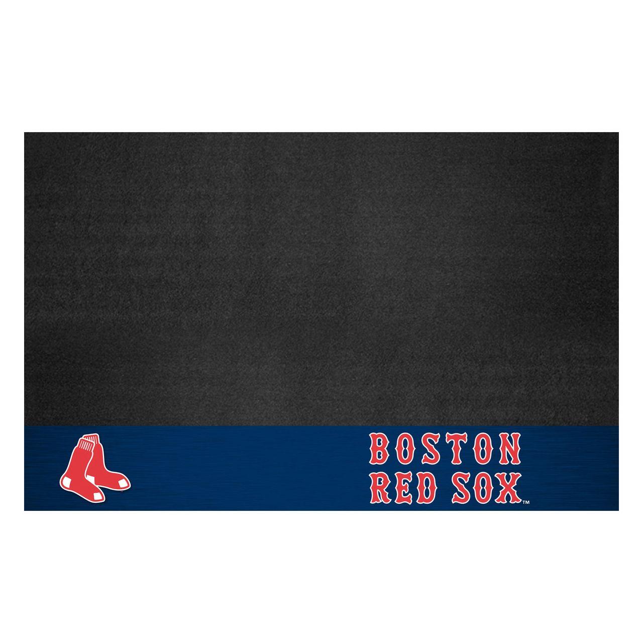 """MLB - Boston Red Sox Grill Mat 26"""" x 42"""""""