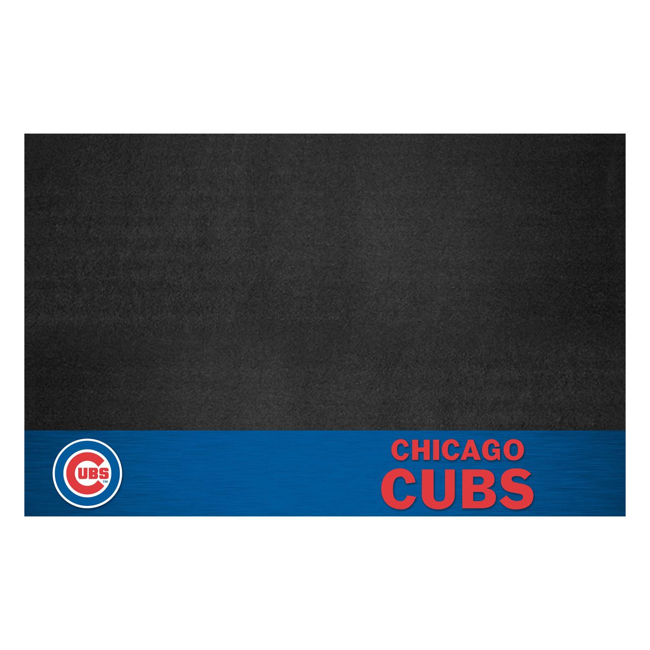 "Fanmats 12148 MLB - Chicago Cubs Grill Mat 26""x42"""