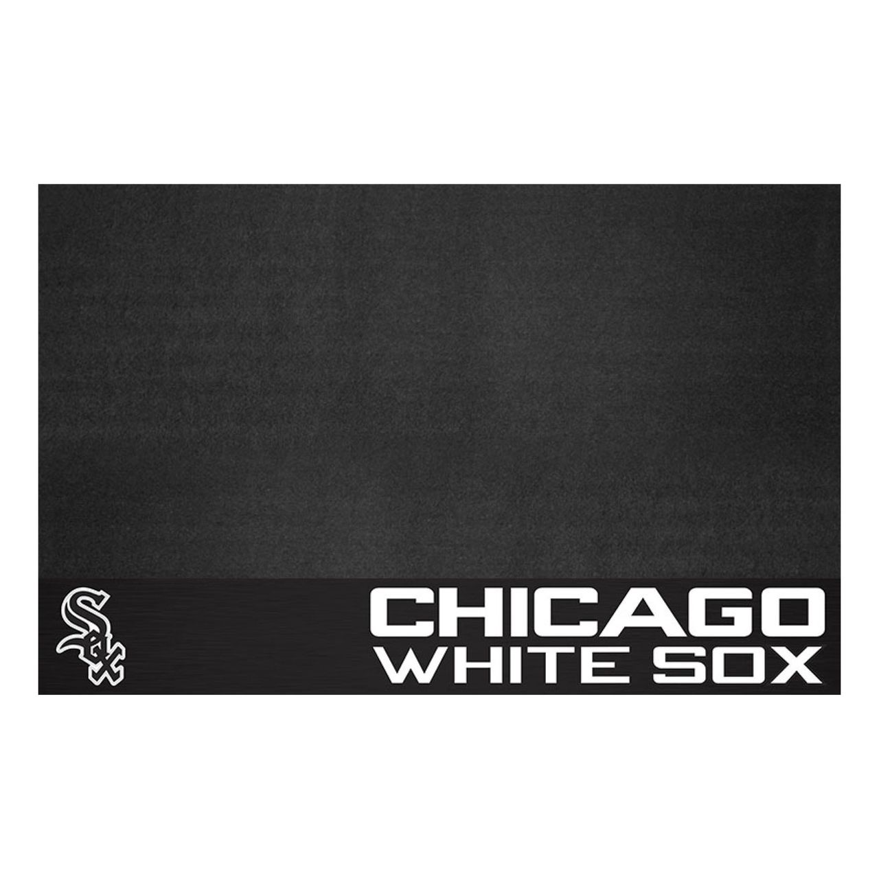 """Fanmats 12149 MLB - Chicago White Sox Grill Mat 26""""x42"""""""