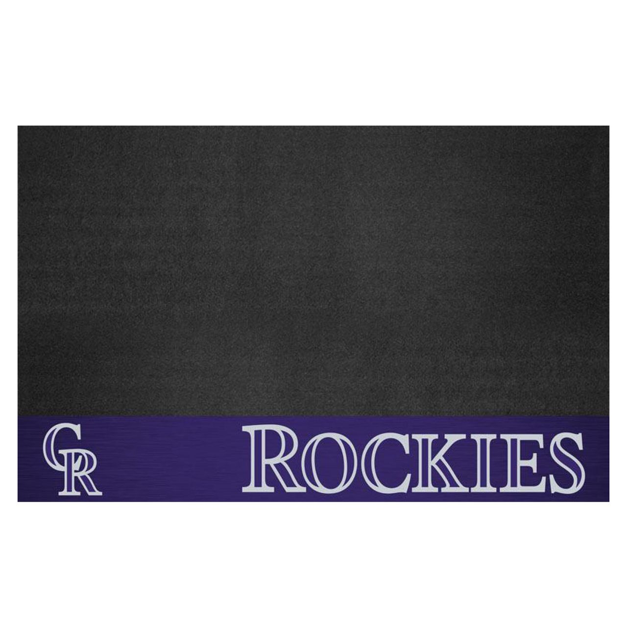 "Fanmats 12152 MLB - Colorado Rockies Grill Mat 26""x42"""