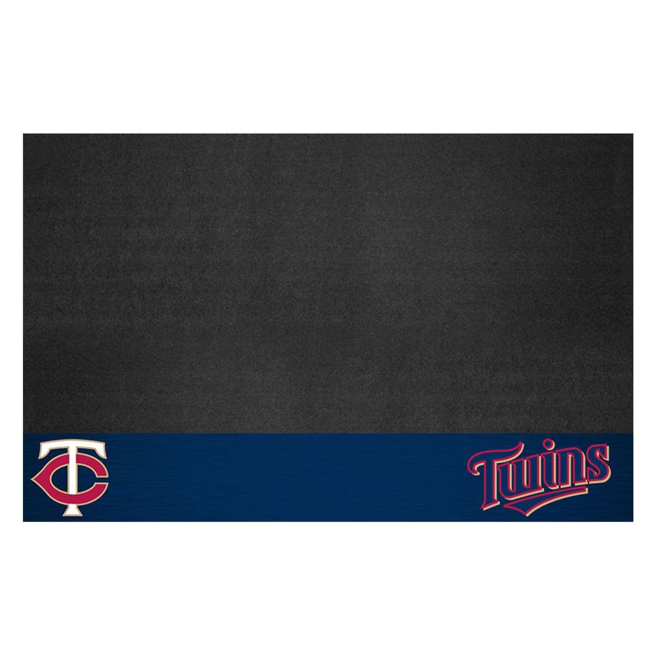 """Fanmats 12160 MLB - Minnesota Twins Grill Mat 26""""x42"""""""