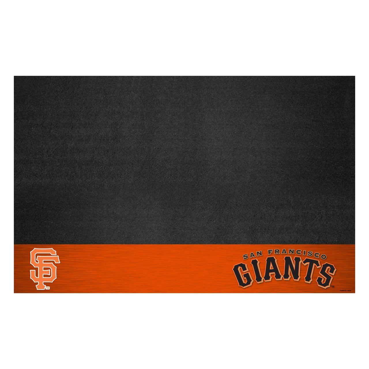 "MLB - San Francisco Giants Grill Mat 26"" x 42"""