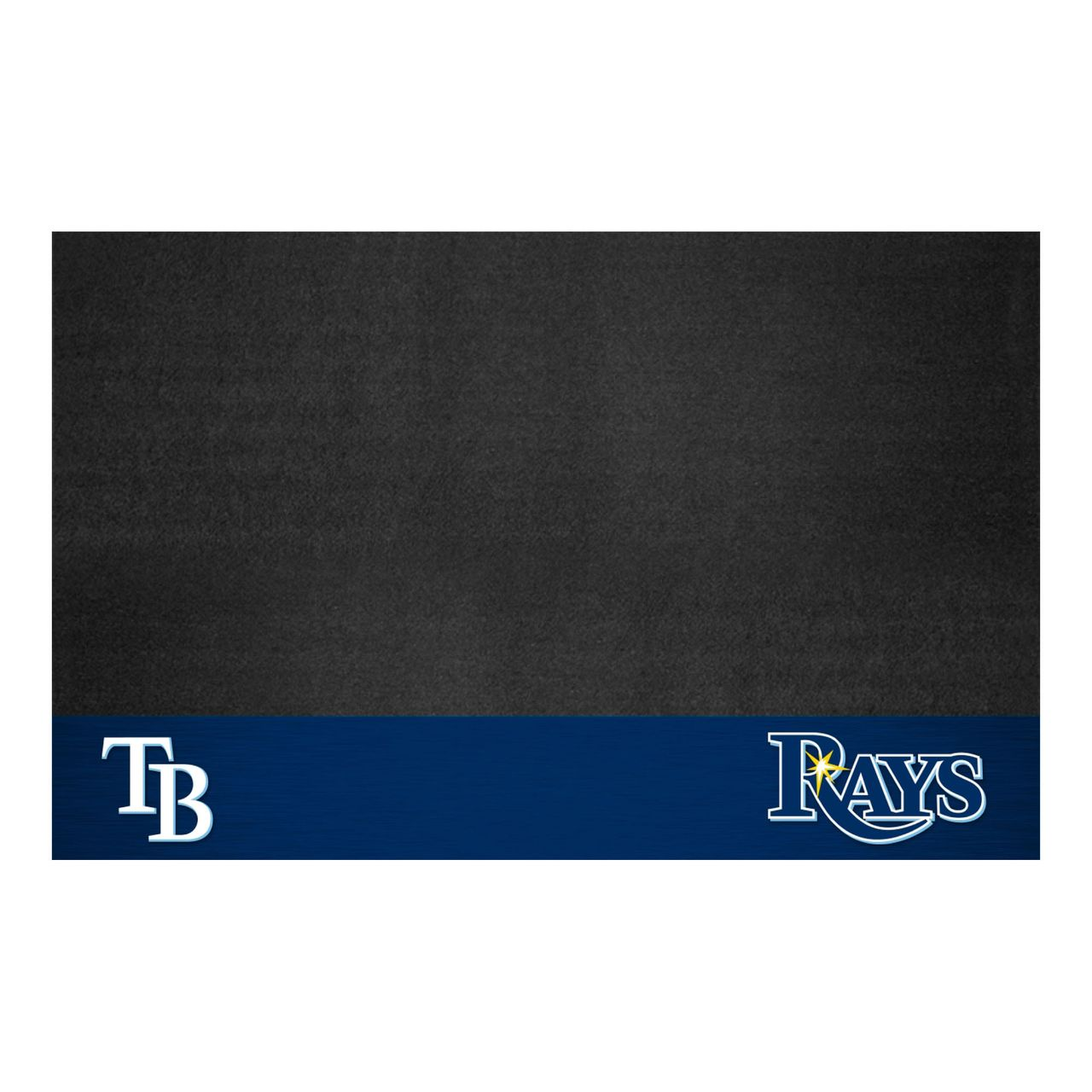 "Fanmats 12170 MLB - Tampa Bay Rays Grill Mat 26""x42"""