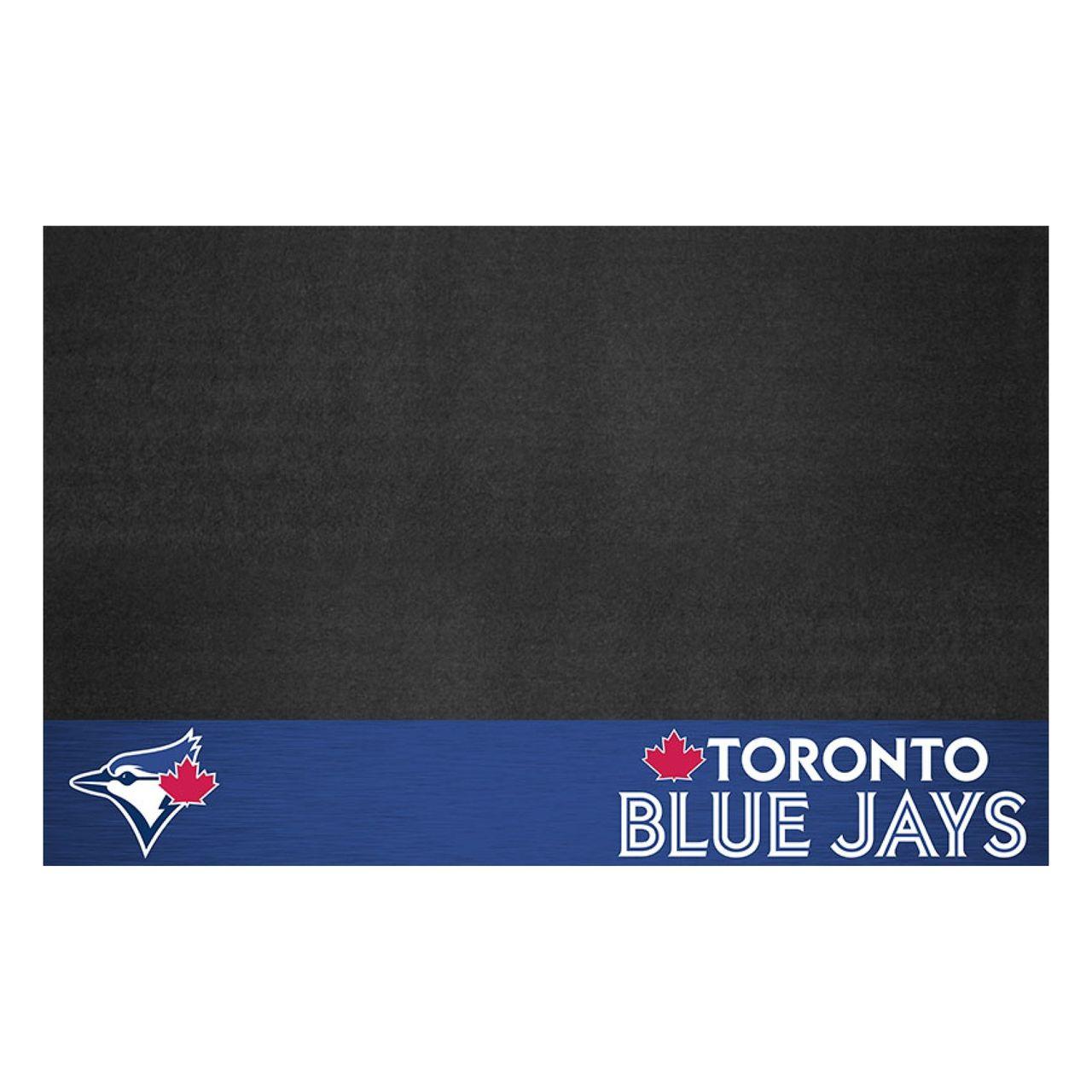 "Fanmats 12172 MLB - Toronto Blue Jays Grill Mat 26""x42"""