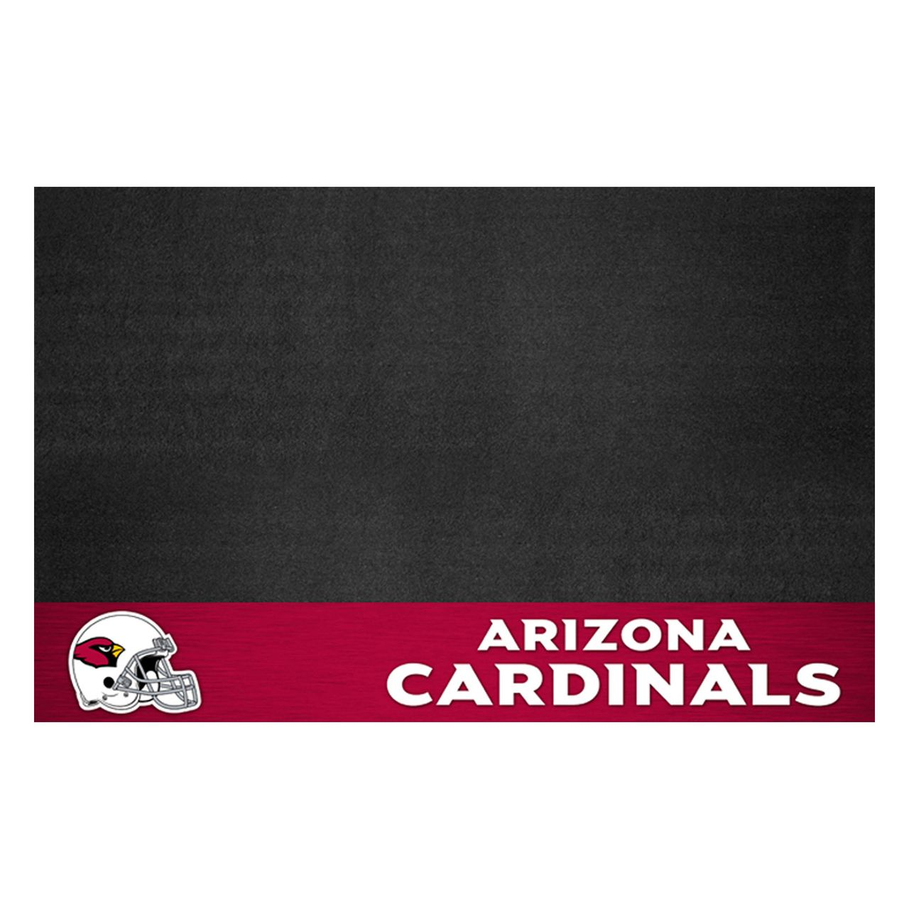 "Fanmats 12174 NFL - Arizona Cardinals Grill Mat 26""x42"""
