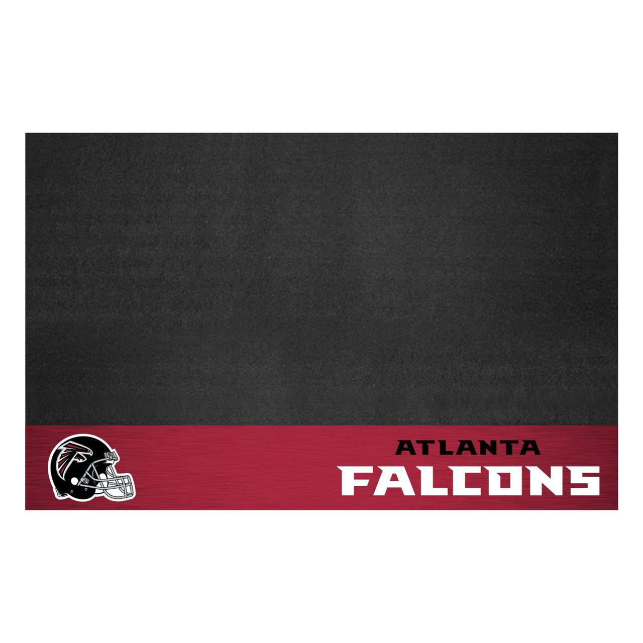 """Fanmats 12175 NFL - Atlanta Falcons Grill Mat 26""""x42"""""""