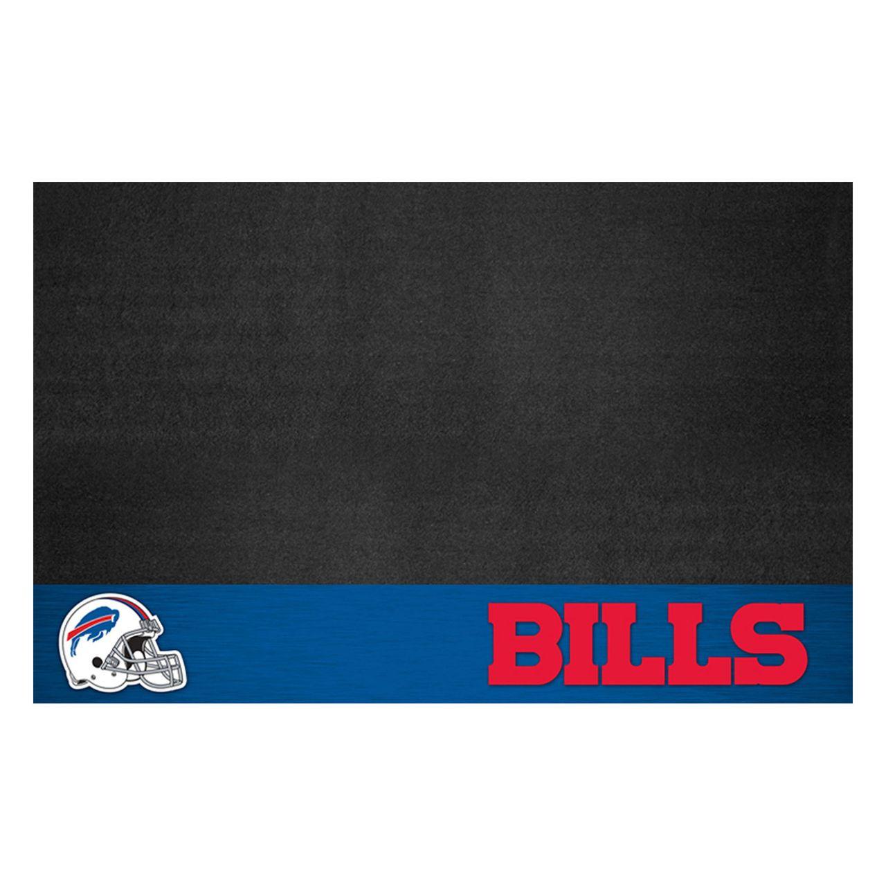 "Fanmats 12177 NFL - Buffalo Bills Grill Mat 26""x42"""