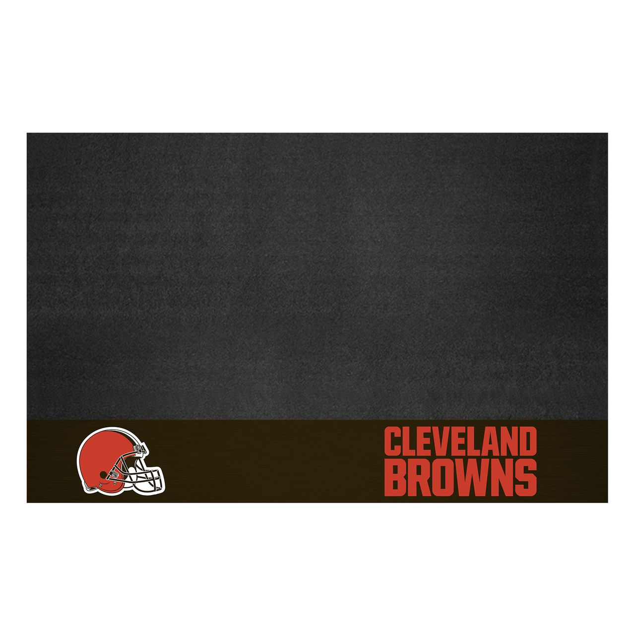 "Fanmats 12181 NFL - Cleveland Browns Grill Mat 26""x42"""