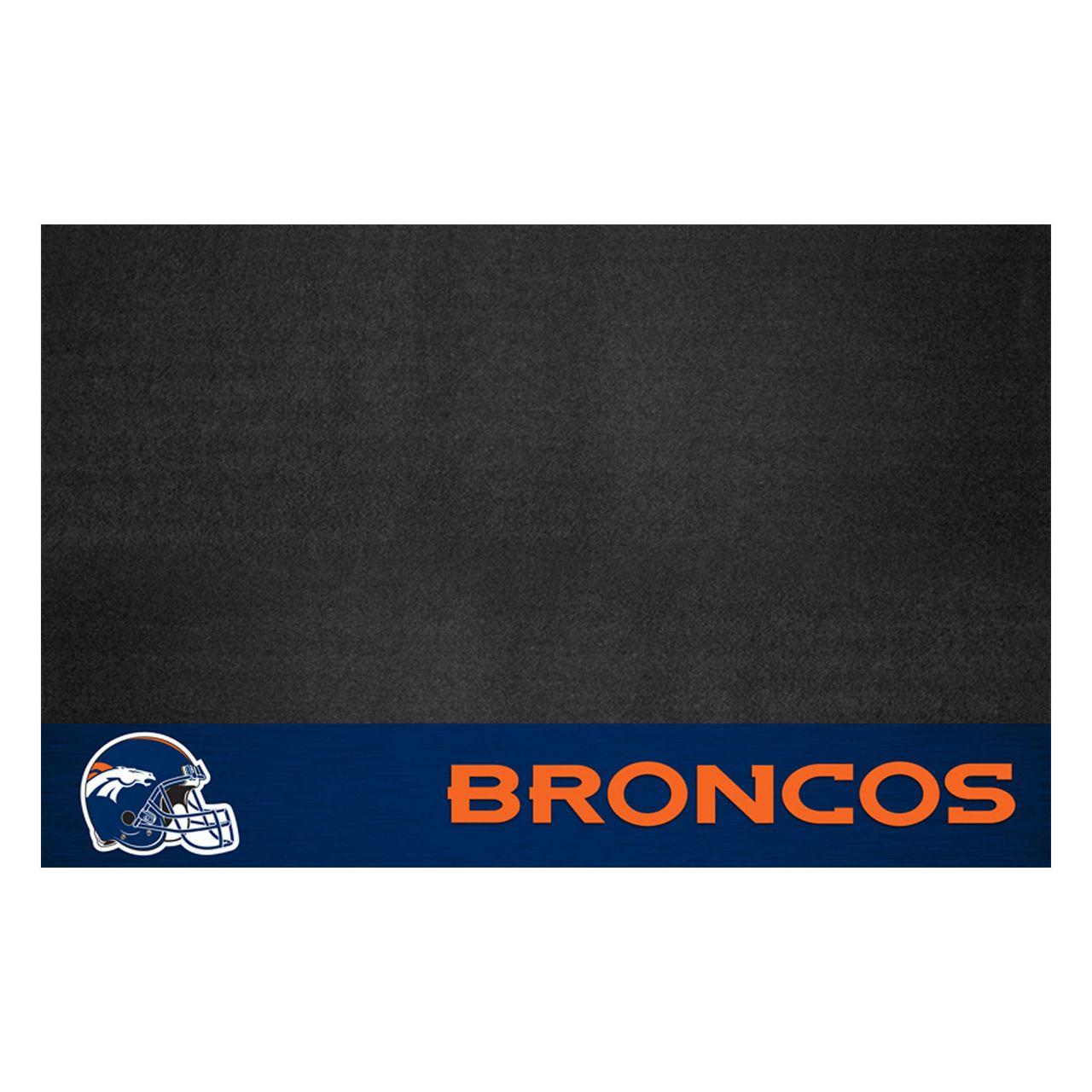 "NFL - Denver Broncos Grill Mat 26"" x 42"""