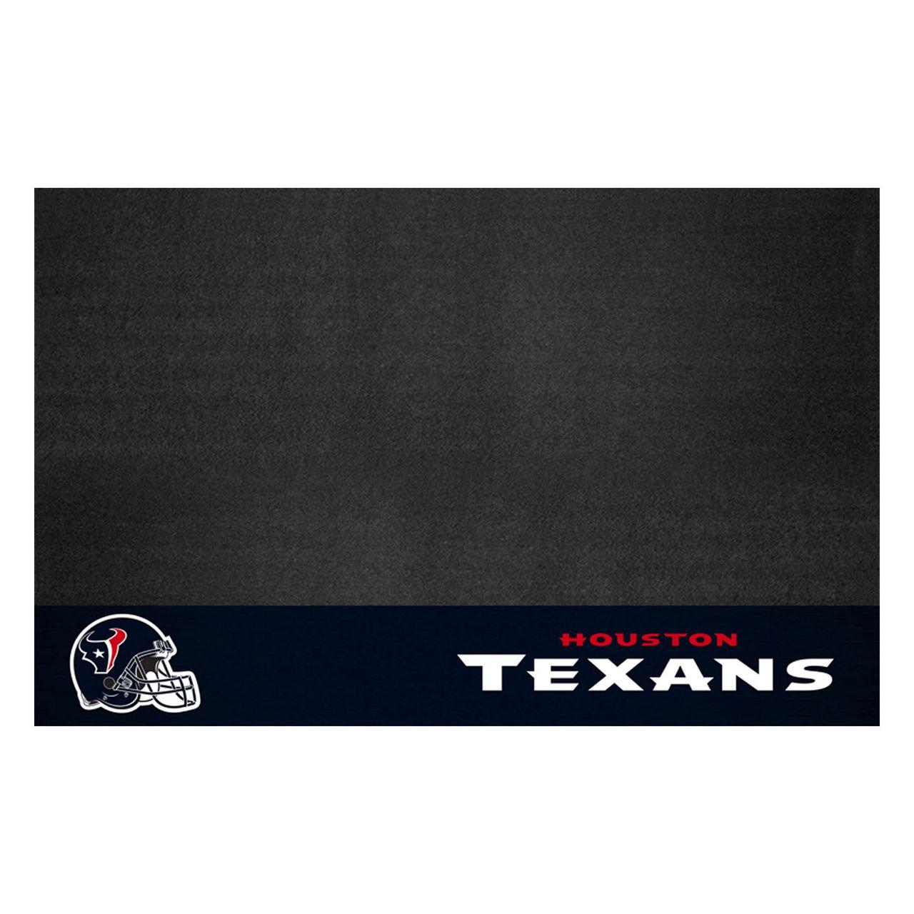 "Fanmats 12186 NFL - Houston Texans Grill Mat 26""x42"""