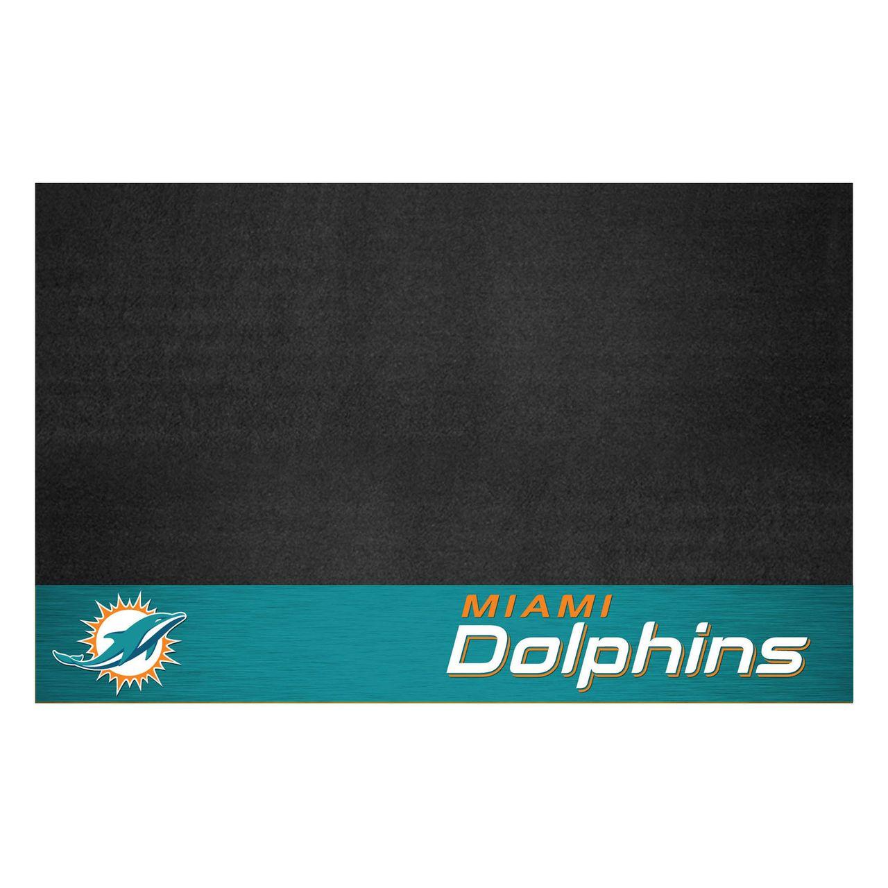 "NFL - Miami Dolphins Grill Mat 26"" x 42"""