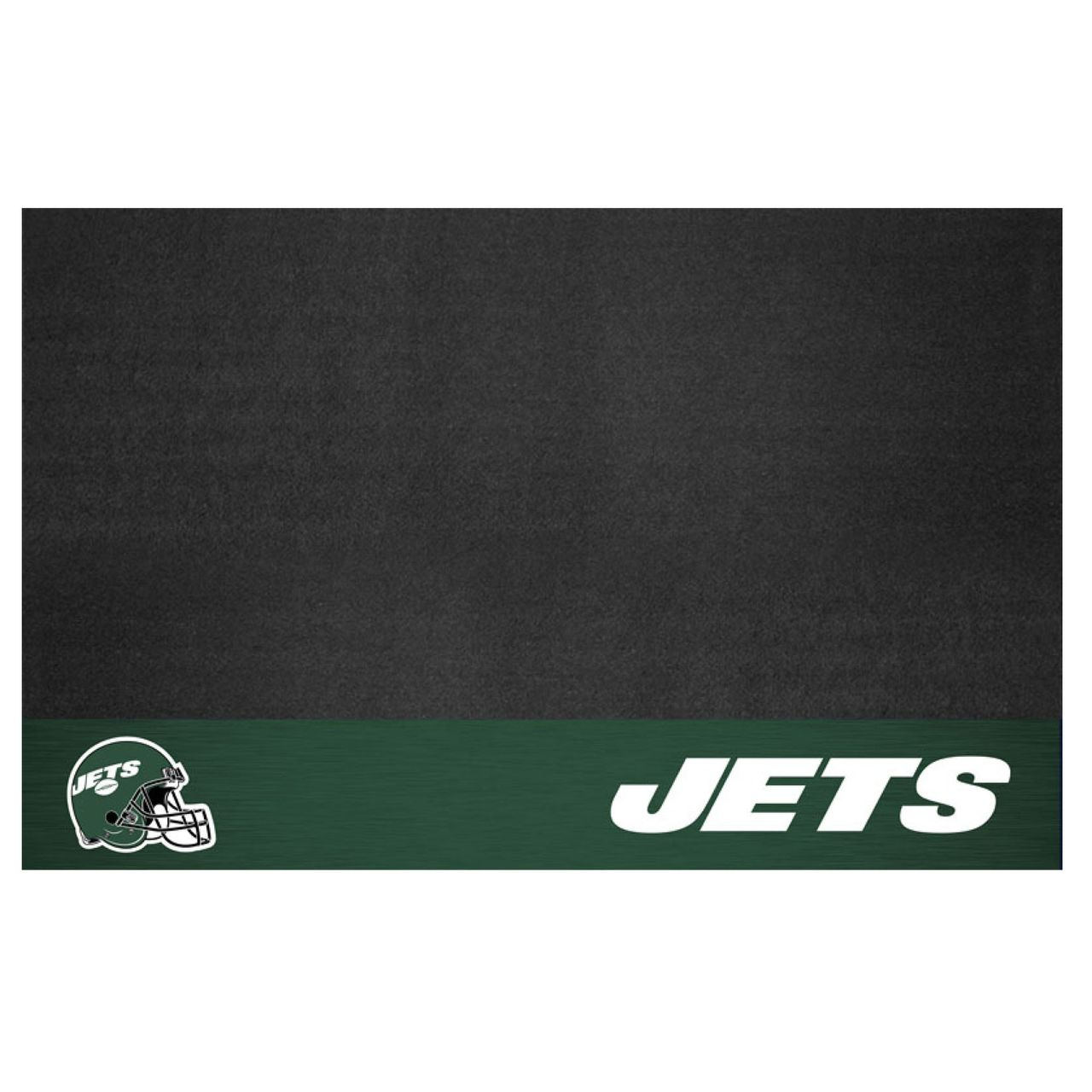 "Fanmats 12195 NFL - New York Jets Grill Mat 26""x42"""