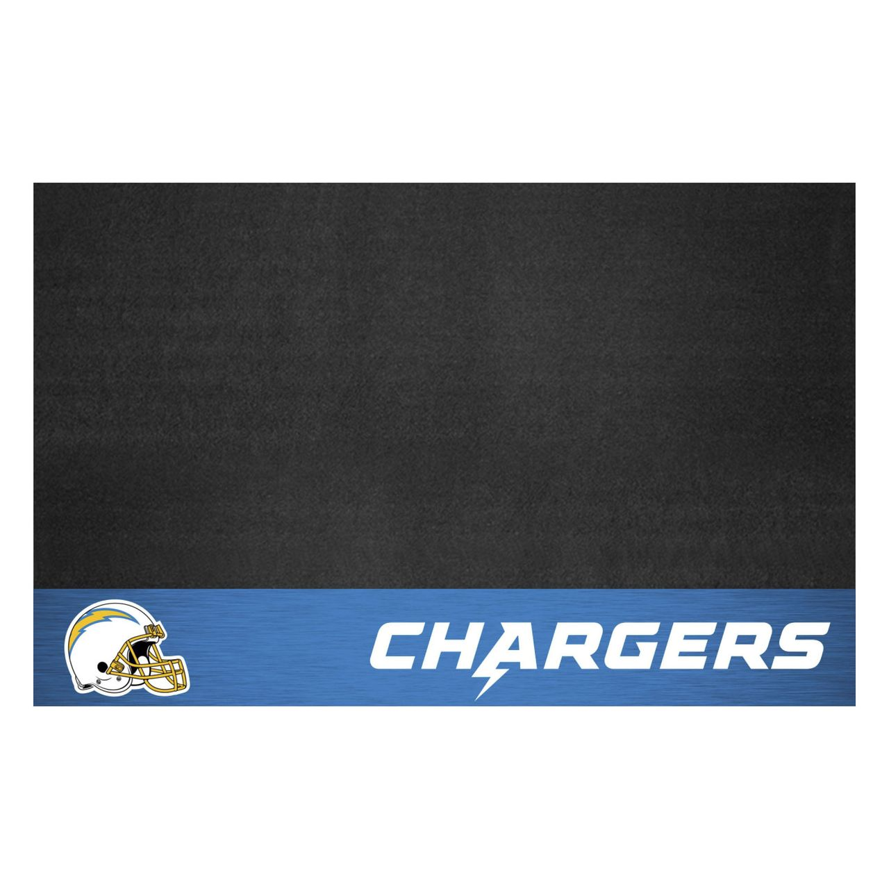 """Fanmats 12199 NFL - Los Angeles Chargers Grill Mat 26""""x42"""""""