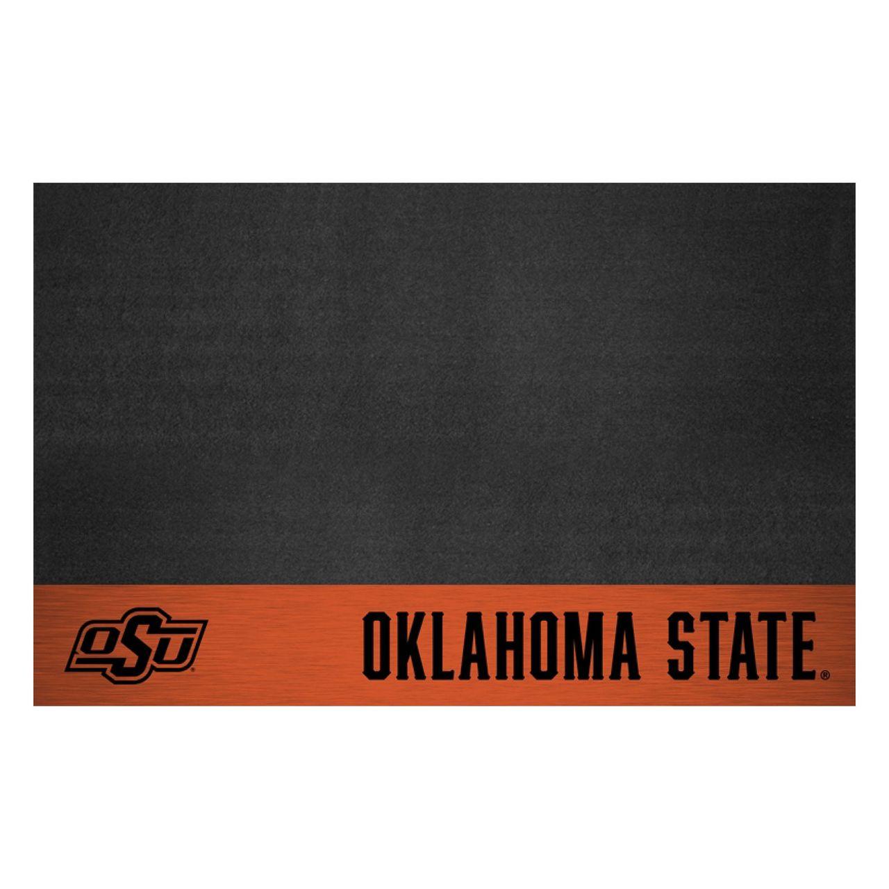 "Fanmats 13324 Oklahoma State Grill Mat 26""x42"""