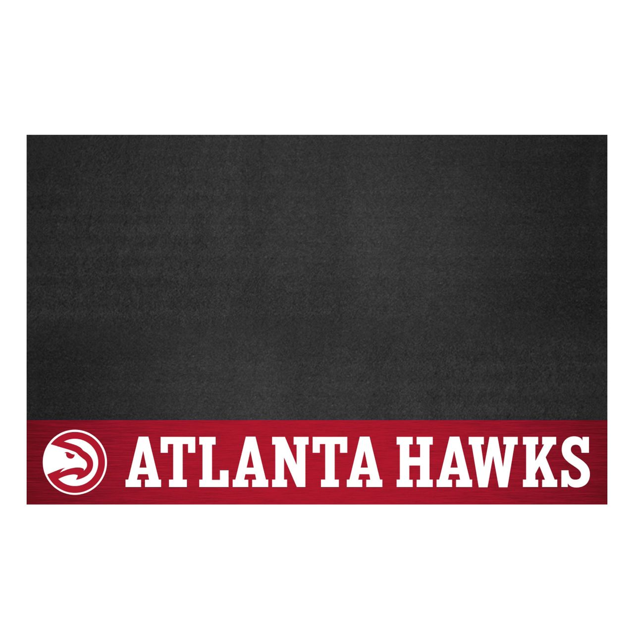 "Fanmats 14195 NBA - Atlanta Hawks Grill Mat 26""x42"""