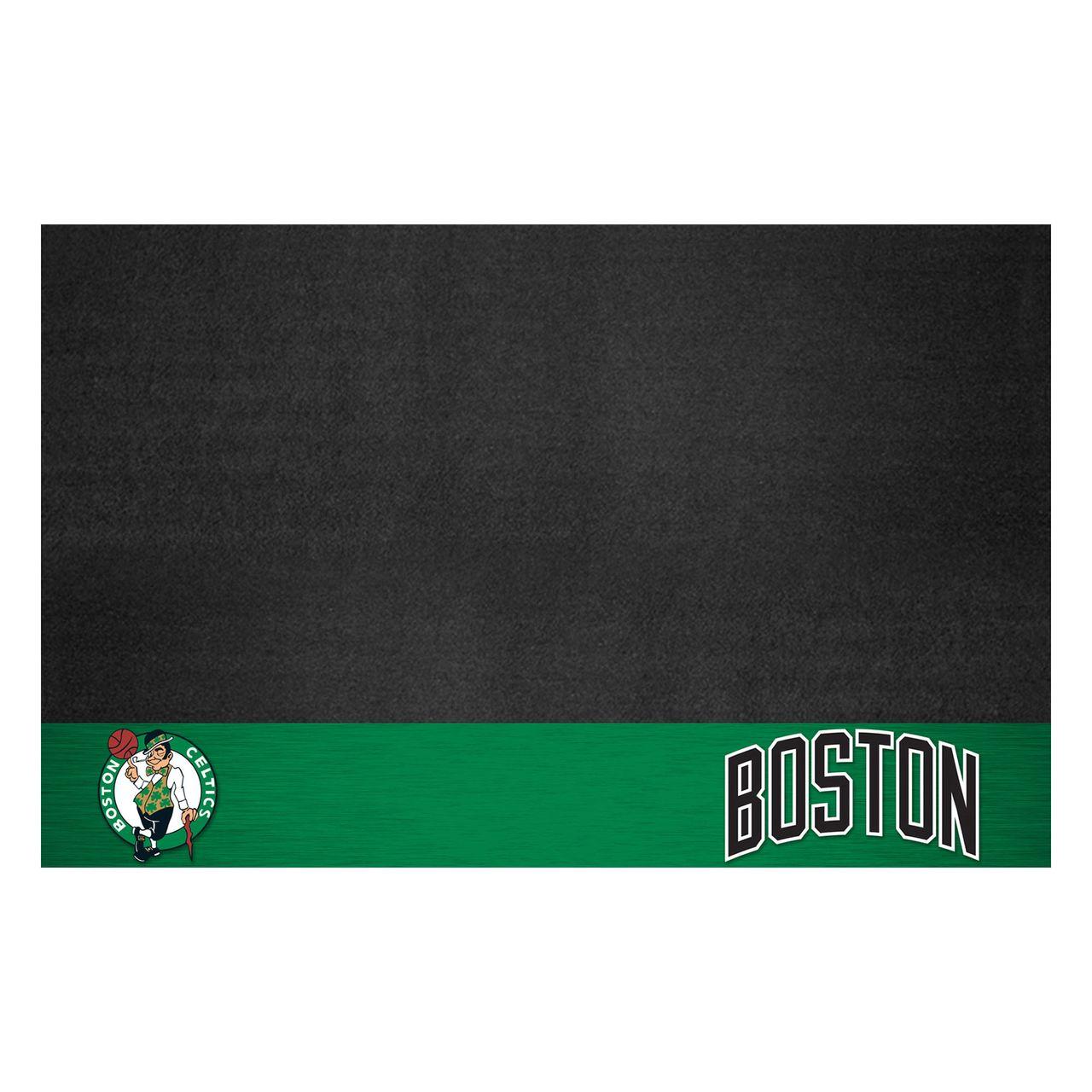 "Fanmats 14196 NBA - Boston Celtics Grill Mat 26""x42"""