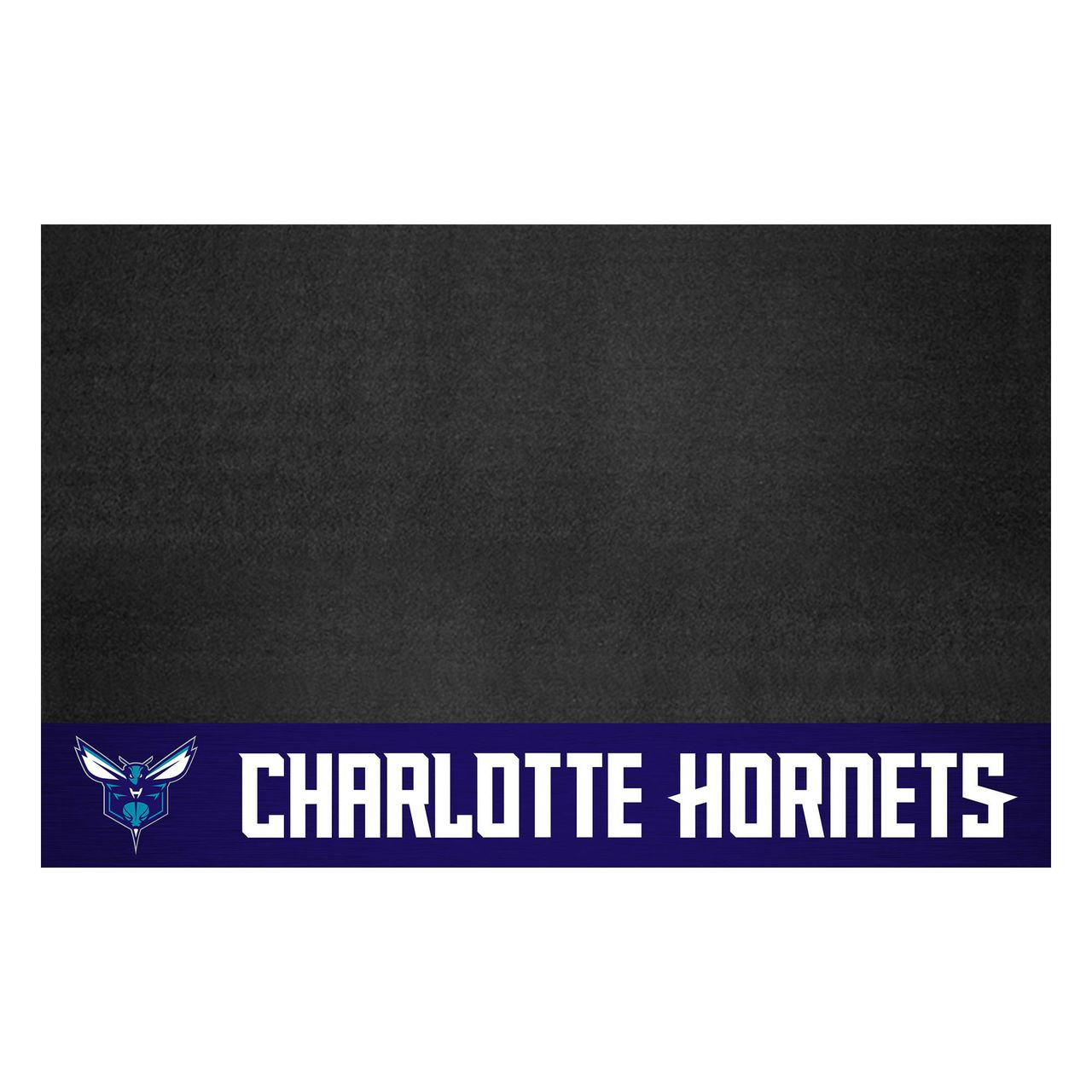 """Fanmats 14198 NBA - Charlotte Hornets Grill Mat 26""""x42"""""""