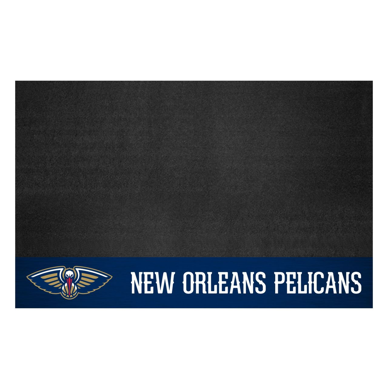 "Fanmats 14213 NBA - New Orleans Pelicans Grill Mat 26""x42"""