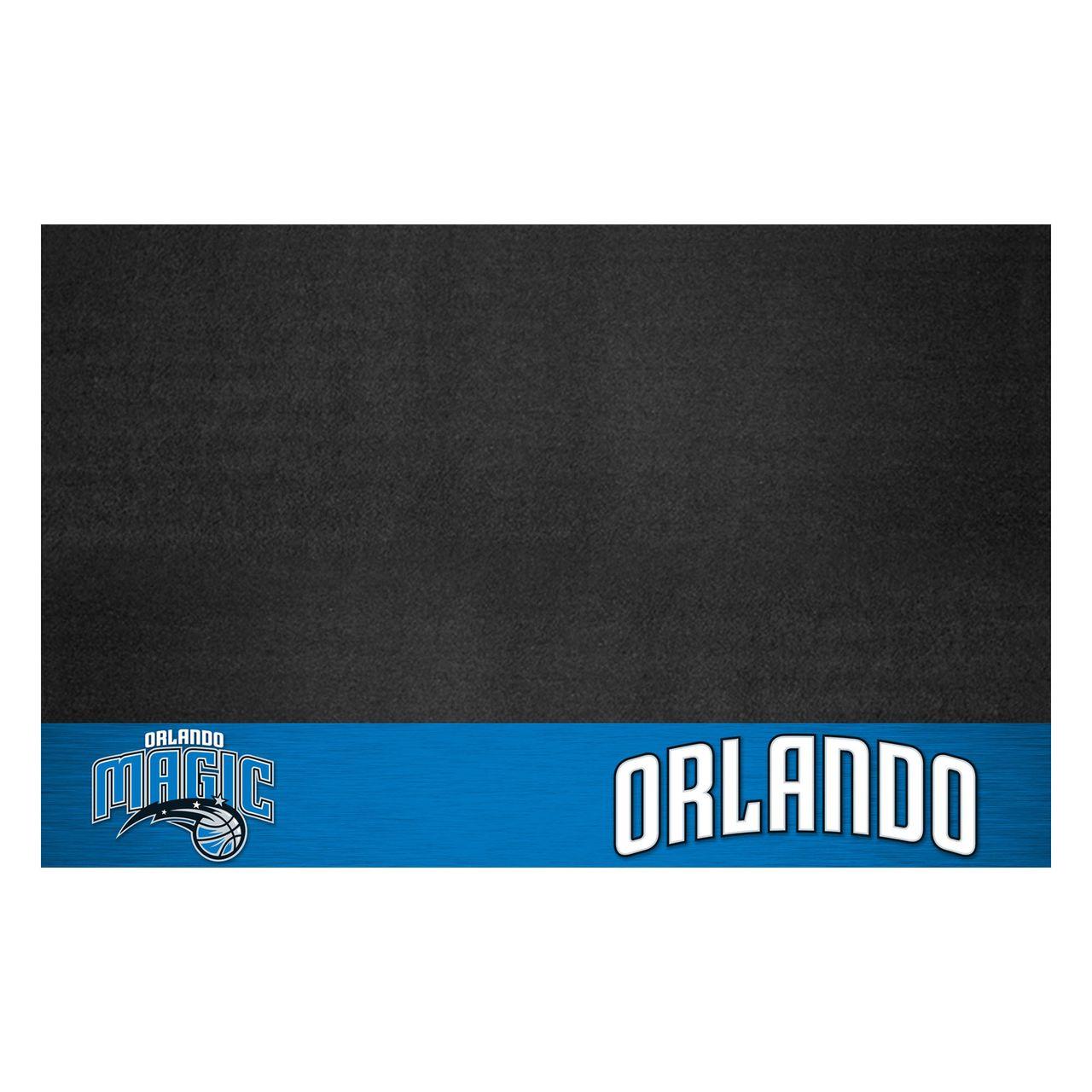 "Fanmats 14216 NBA - Orlando Magic Grill Mat 26""x42"""