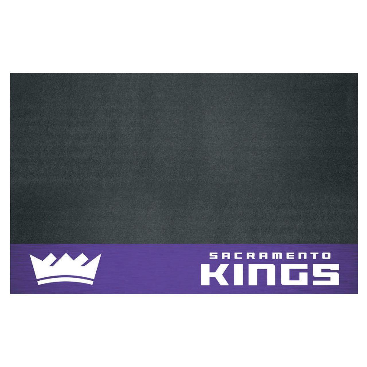 "Fanmats 14220 NBA - Sacramento Kings Grill Mat 26""x42"""