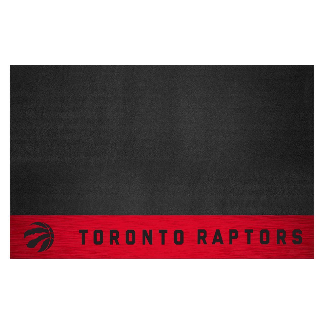 "Fanmats 14222 NBA - Toronto Raptors Grill Mat 26""x42"""