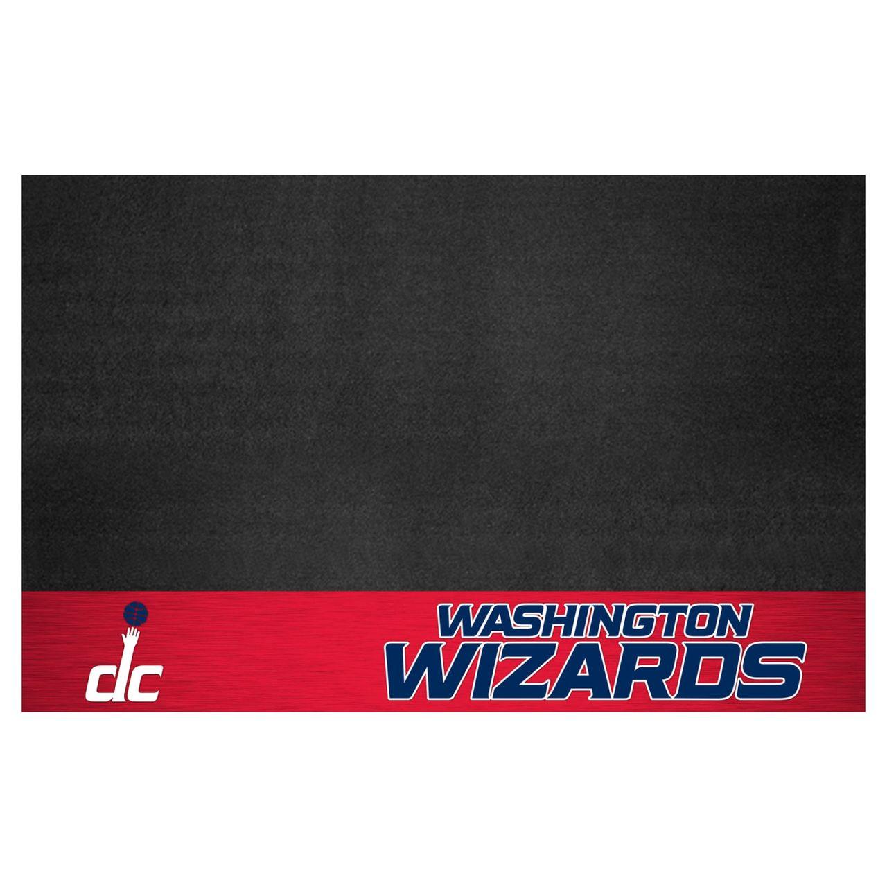 "Fanmats 14224 NBA - Washington Wizards Grill Mat 26""x42"""