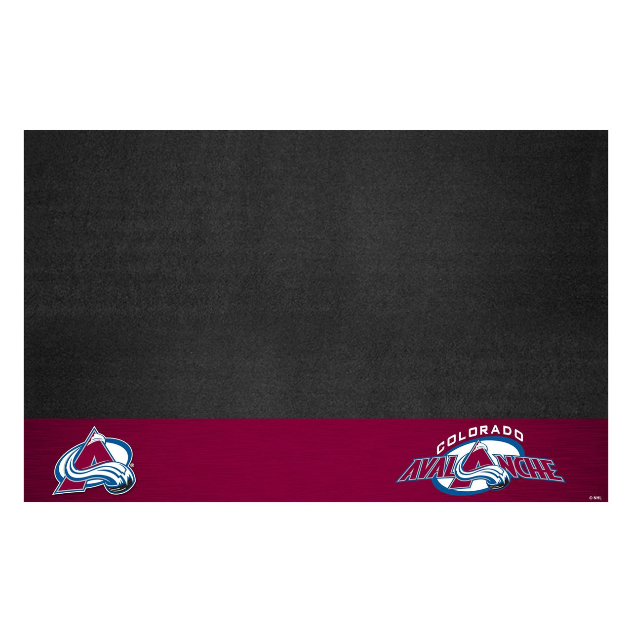 "Fanmats 14231 NHL - Colorado Avalanche Grill Mat 26""x42"""