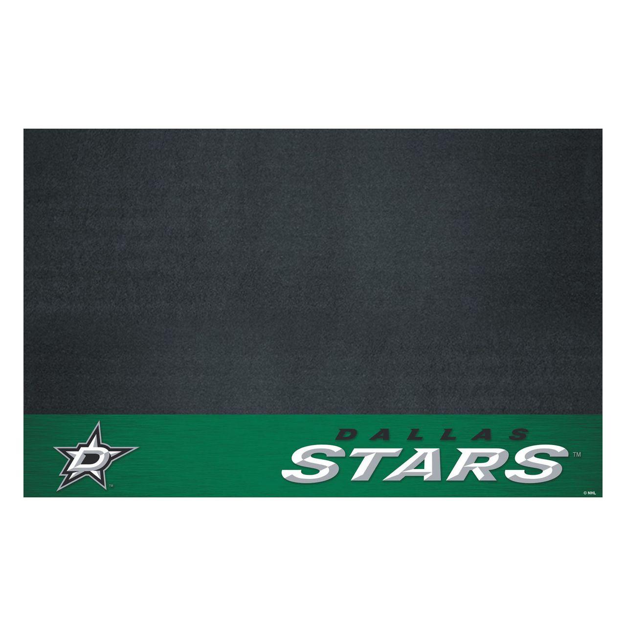 """Fanmats 14233 NHL - Dallas Stars Grill Mat 26""""x42"""""""