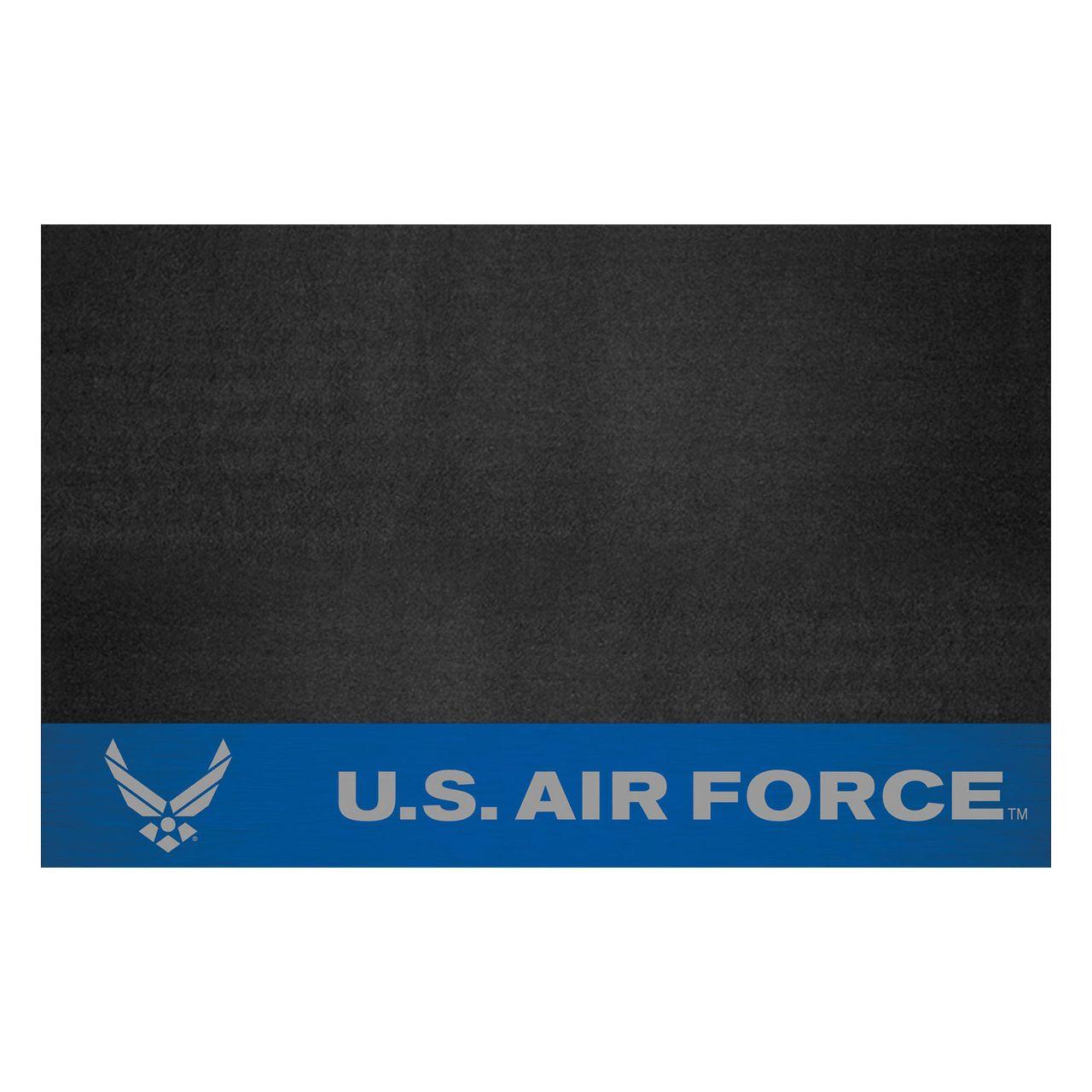 """Fanmats 15726 Air Force Grill Mat 26""""x42"""""""