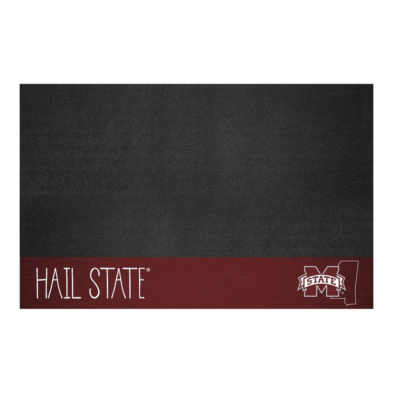 "Mississippi State University Grill Mat - 26"" x 42"""