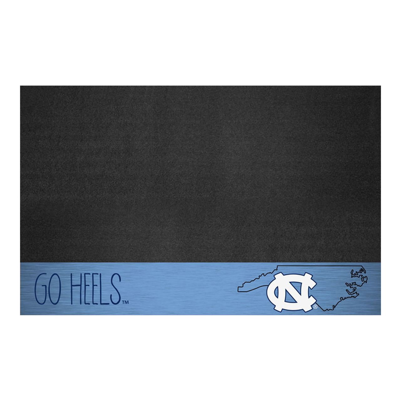 "University of North Carolina - Chapel Hill Grill Mat - 26"" x 42"""