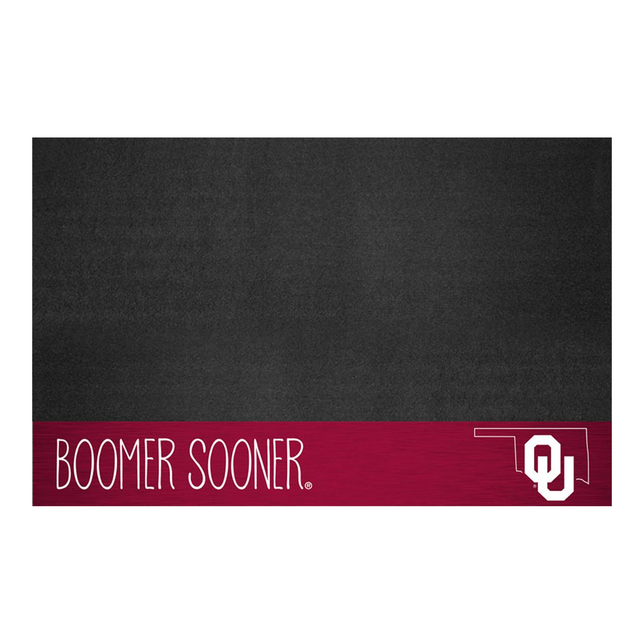 "University of Oklahoma Grill Mat - 26"" x 42"""