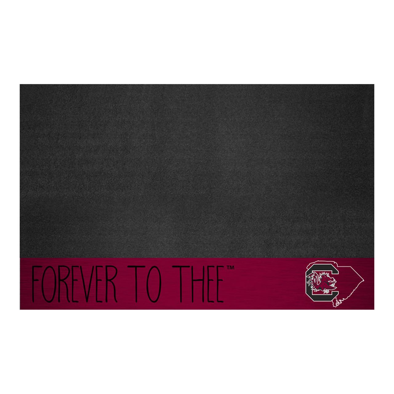 "University of South Carolina Grill Mat - 26"" x 42"""