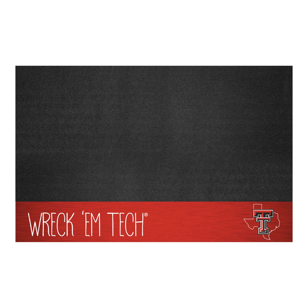 "Texas Tech University Grill Mat - 26"" x 42"""