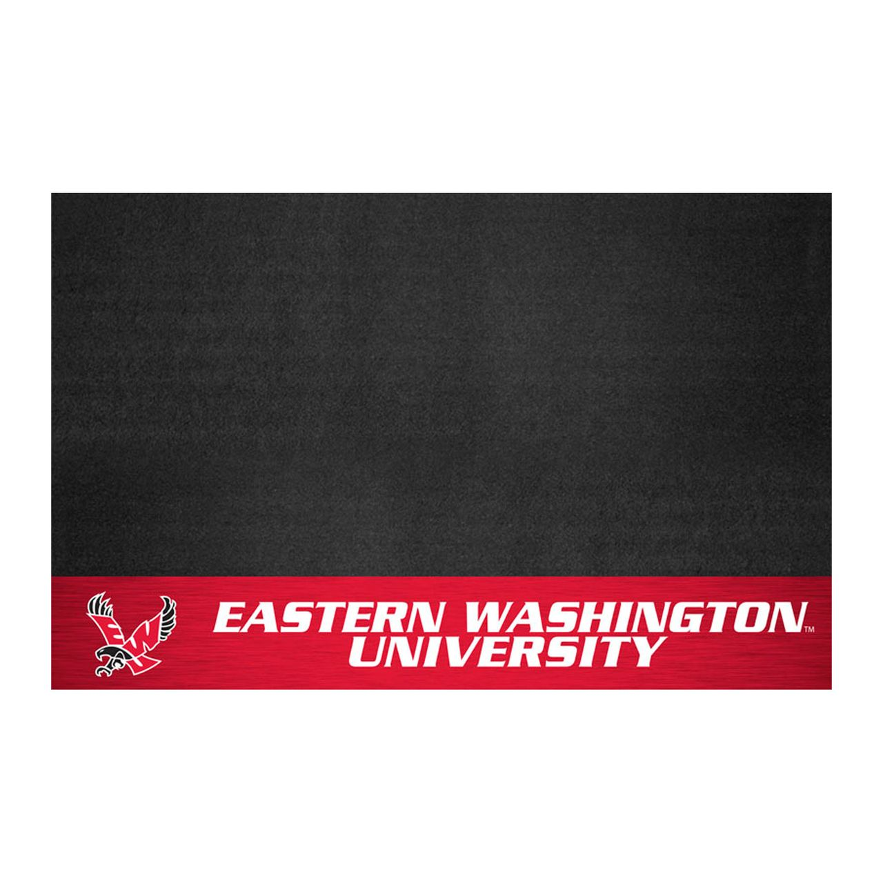 "Eastern Washington University Grill Mat - 26"" x 42"""