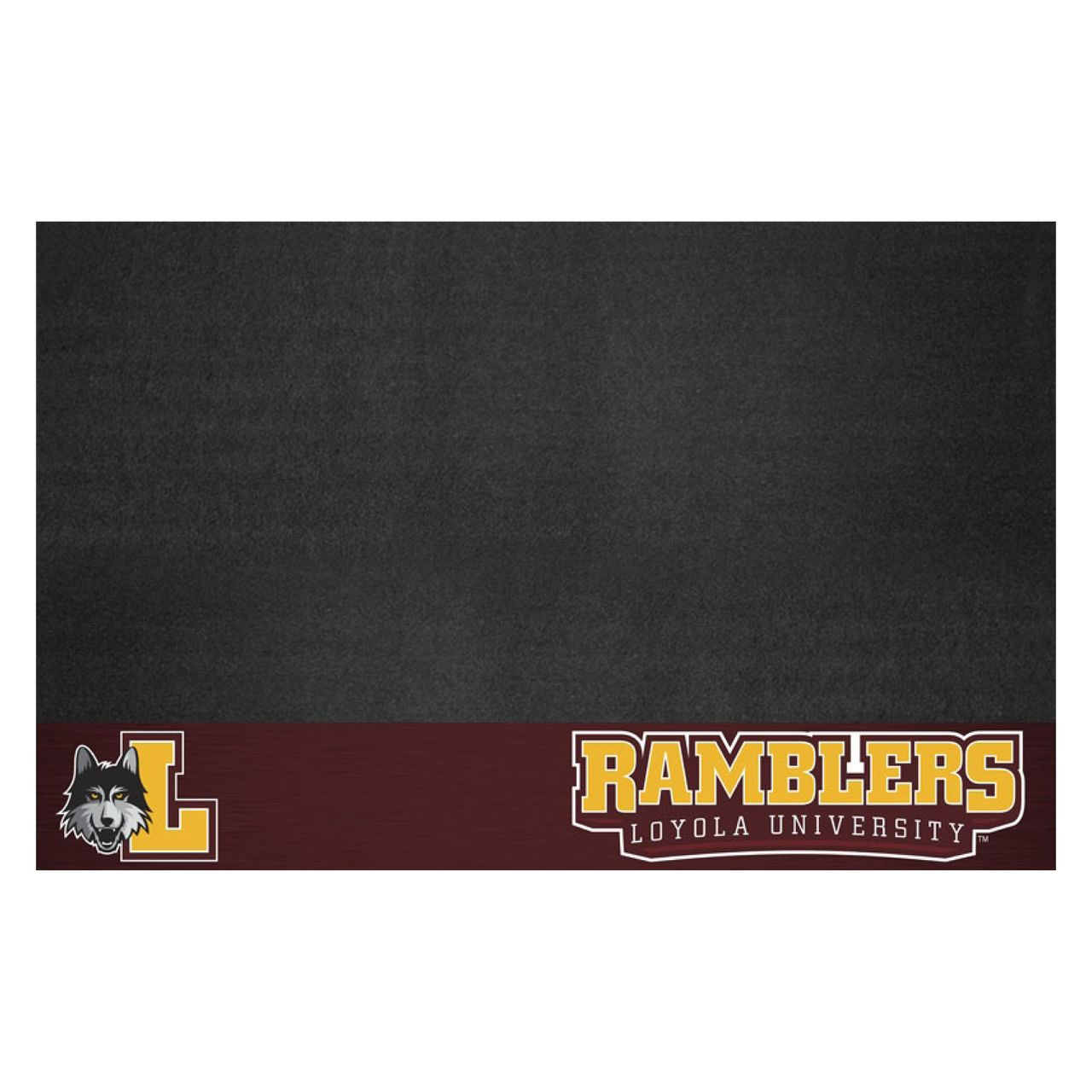 "Loyola University Chicago Grill Mat - 26"" x 42"""
