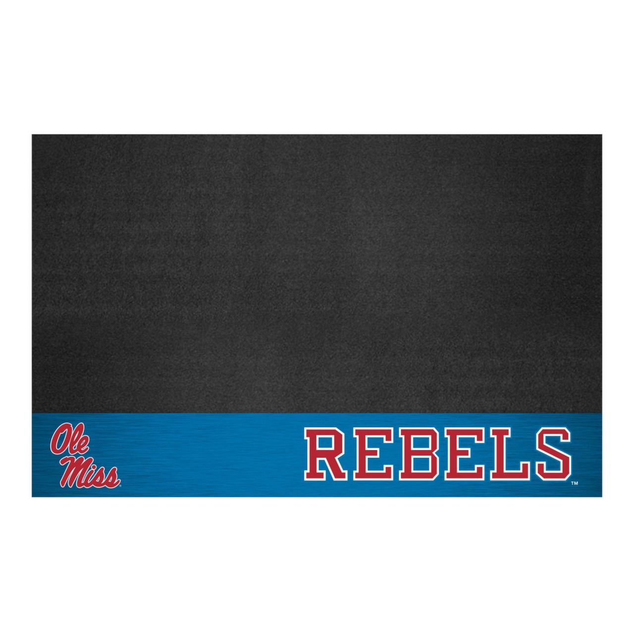 "University of Mississippi (Ole Miss) Grill Mat - 26"" x 42"""