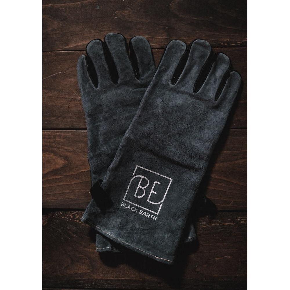 Black Earth Grilling Gloves