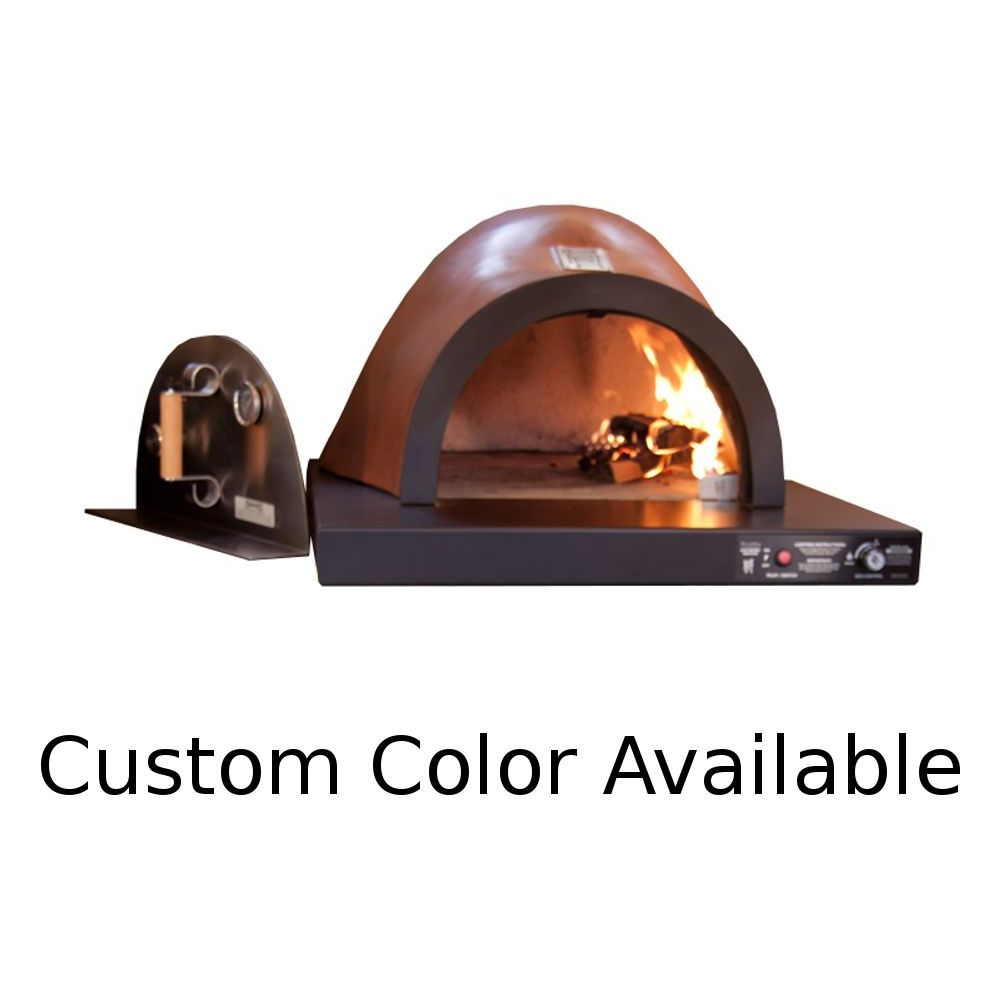 HPC Villa Hybrid Gas/Wood Oven With EI in Custom Color - LP